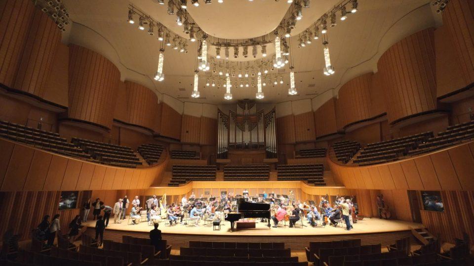 SOČR v Japonsku 2015 / Kitara Hall Sapporo