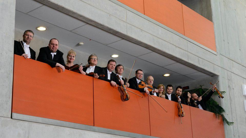 My jsme SOČR - II. housle