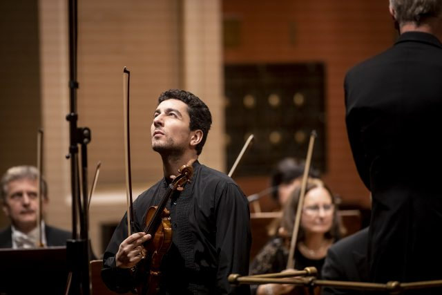 Sergey Khachatryan plays Brahms   Rudolfinum, 18 October 2021